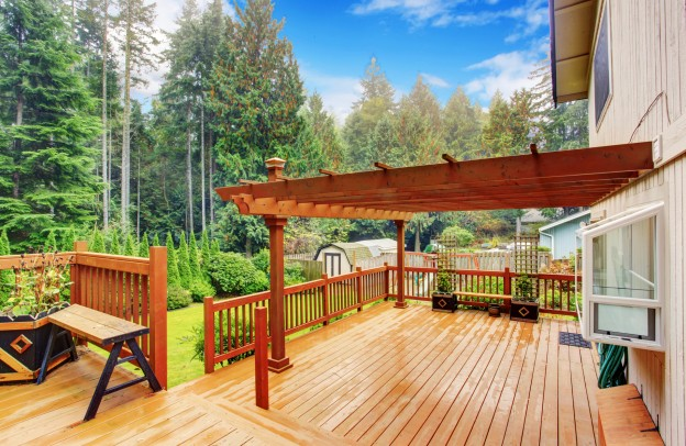 decking-shropshire-woodland
