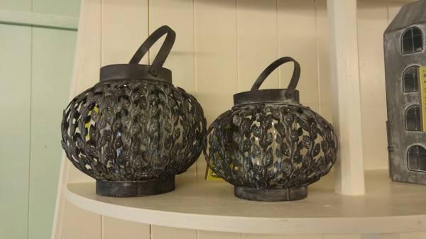 lanterns Weston Sawmill