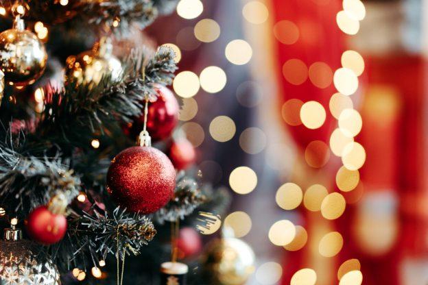 Christmas decorations - Weston Sawmill
